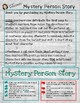 Mystery Person Story