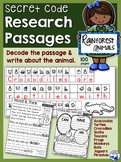 Mystery Phonics Passages Rainforest
