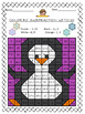 Winter Mystery Pictures - Math Centers - 1st Grade CCSSMATHCONTENT2OAB2