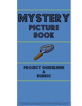 Mystery Picture Book Project