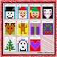 Christmas Multiplication Mystery Picture