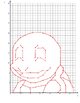 Mystery Picture Coordinate Graphs: Pocket Monster #2