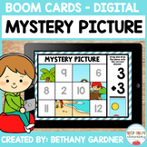 Mystery Picture FREEBIE! - Boom Cards - Distance Learning