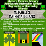 Mystery Picture For Primary Grades St. Patrick's Day