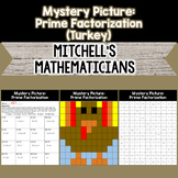 Mystery Picture For Prime Factorization Review
