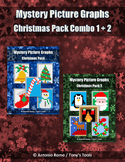 Mystery Picture Graphs - Christmas Pack Combo 1+2