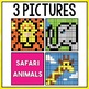 Mystery Pictures Multiplication (Safari)