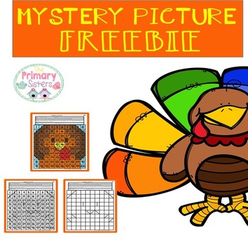 Mystery Picture November Freebie