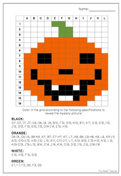 Mystery Picture Pack - Halloween Special