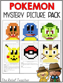 Mystery Picture Pack - Pokemon Edition