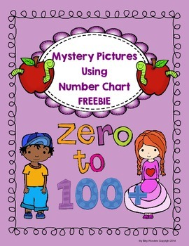 Mystery Picture Using Number Families - I am an APPLE.