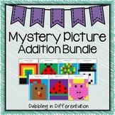 Addition Mystery Picture Bundle