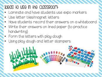 Mystery Pictures (Blends & Digraphs)