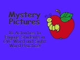 Mystery Pictures Book