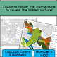 Mystery Pictures, Icons of COSTA RICA, Color By Number ENGLISH VERSION