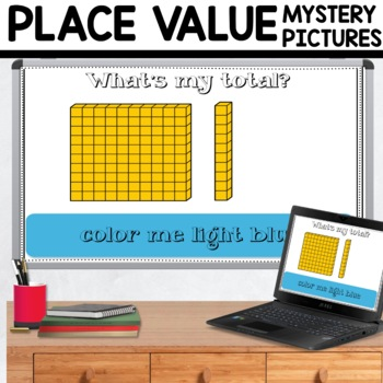 Mystery Pictures PLACE VALUE