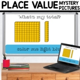 Mystery Pictures PLACE VALUE | Math Worksheets