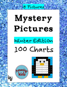 Mystery Pictures – Winter Edition