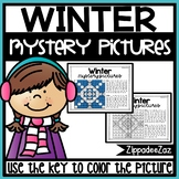 Mystery Pictures for Winter 100 Chart