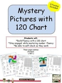 Mystery Pictures on a 120 Chart