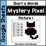 Mystery Pixel Digital Mystery Pixel for Google Sheets
