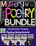 Mystery Poetry Bundle Set