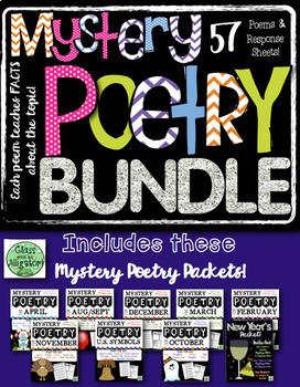 Mystery Poetry Bundle Set