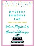 Mystery Powders Lab