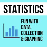 Mystery Question Statistics Activity -- Create a Graph