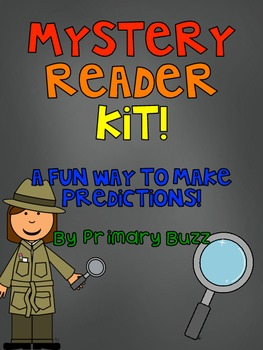 Mystery Reader - A Complete Kit for Including Mystery Read