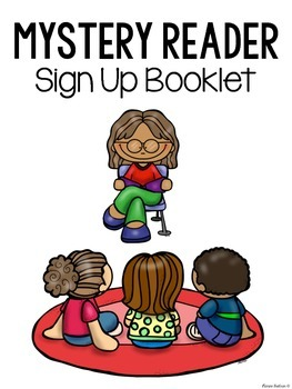 Mystery Reader {A how-to Guide}
