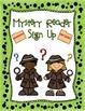 Mystery Reader Classroom Kit