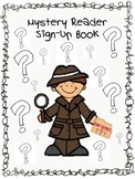 Mystery Reader Packet