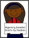 Mystery Reader Start Up Packet