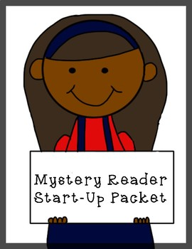 Mystery Reader Start Up Packet