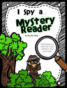 Mystery Reader-Starter Kit