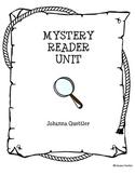 Mystery Reader Unit