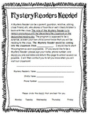 Mystery Readers