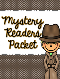 Mystery Readers Classroom Packet