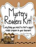 Mystery Readers Kit
