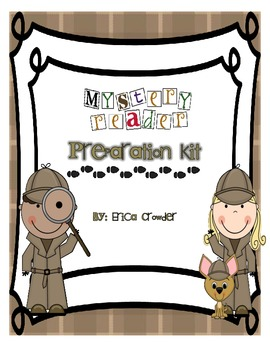 Mystery Readers Preparation Kit