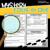 Reading Comprehension: Mystery Passages | Guided Literacy