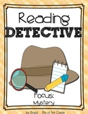 Mystery Reading Detectives