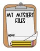 Mystery Reading Unit:  Common Core