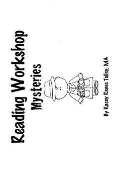 Mystery Reading and Writing Mini Lessons for Workshop teaching
