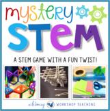 Mystery STEM - A STEM Game with a Fun TWIST!