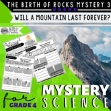 Mystery Science 4th Grade Birth of Rocks | Mystery 3 Weath