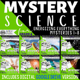 Mystery Science 4th Grade Energy Motion Electricity BUNDLE