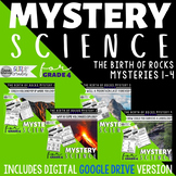 Mystery Science 4th Grade Rocks, Erosion, Volcanoes BUNDLE