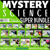 Mystery Science 4th Grade SUPER BUNDLE All 4 Units